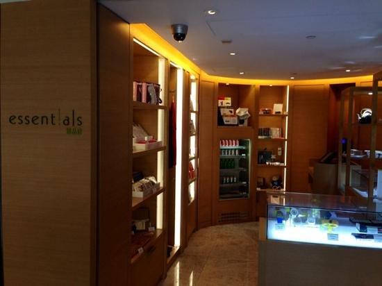 Eaton, Hong Kong: their giftshop