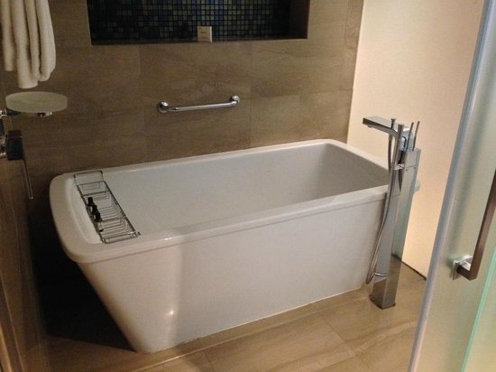 Fairmont Bab Al Bahr : Bath/Shower