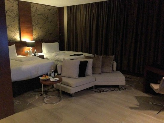 Fairmont Bab Al Bahr : Twin Room