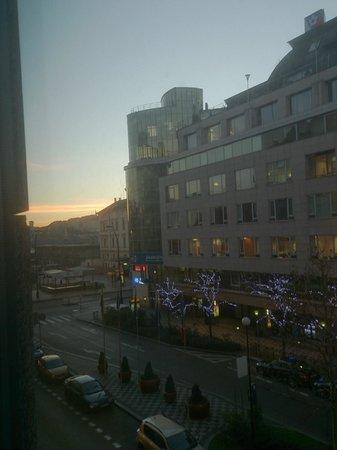 Hilton Prague Old Town: vista desde la habitación