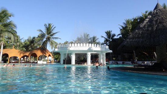 Sarova Whitesands Beach Resort & Spa: one of the pools