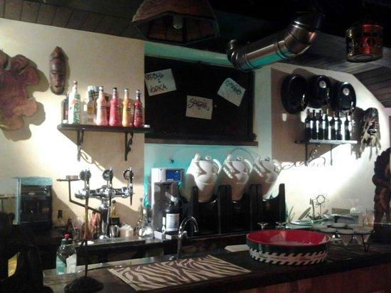 Macumba: lato bar