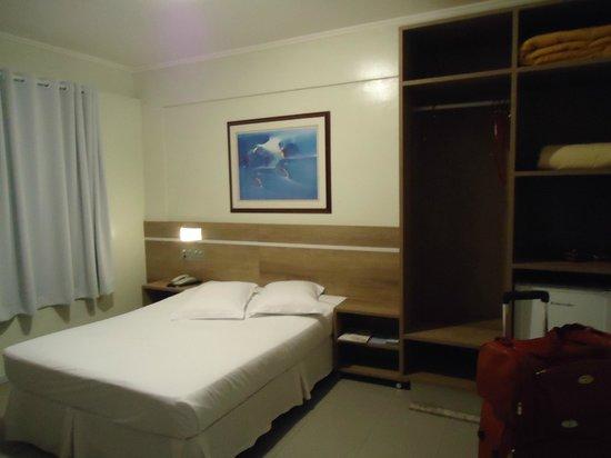Nacional Palace Hotel: Boa cama