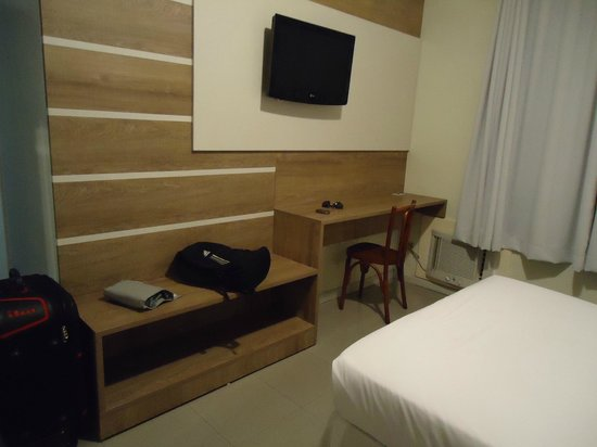 Nacional Palace Hotel: Bom espaço