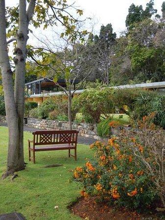 Quinta da Casa Branca : garden
