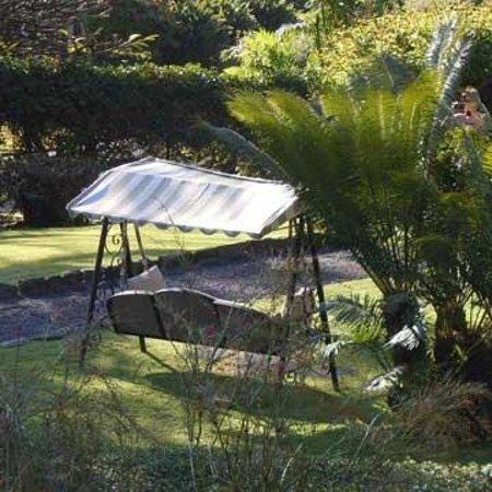 Quinta da Casa Branca: garden