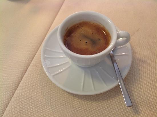 La Villetta da Roberto : ароматный кафе лунго