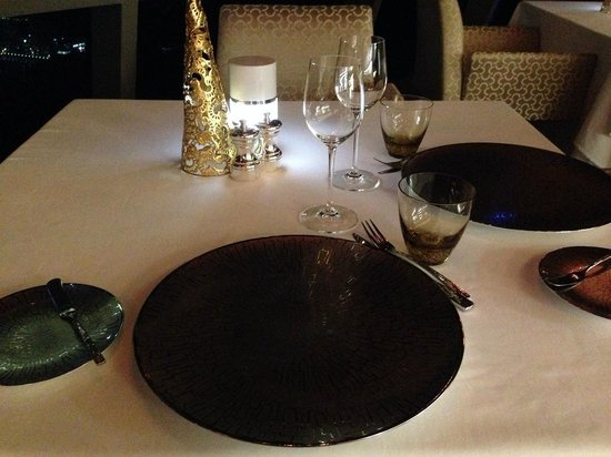 Quest : Table set as you arrive