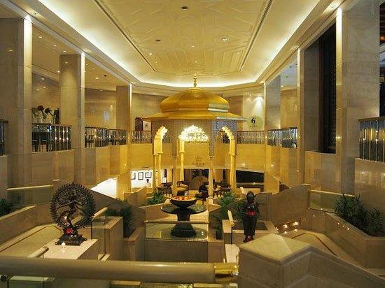 The Leela Mumbai: Hotel Lobby