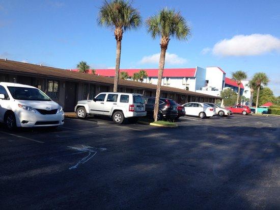 Knights Inn Maingate Kissimmee/Orlando: отель