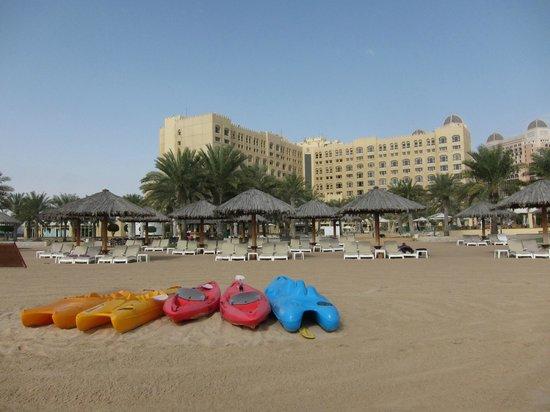 InterContinental Doha: Beach is a plus