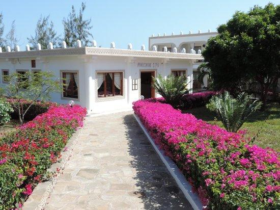 Clubviaggi Resort Twiga Beach & SPA: il resort