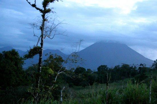 Arenal Natura Parque Ecológico: Arenal Volcanp