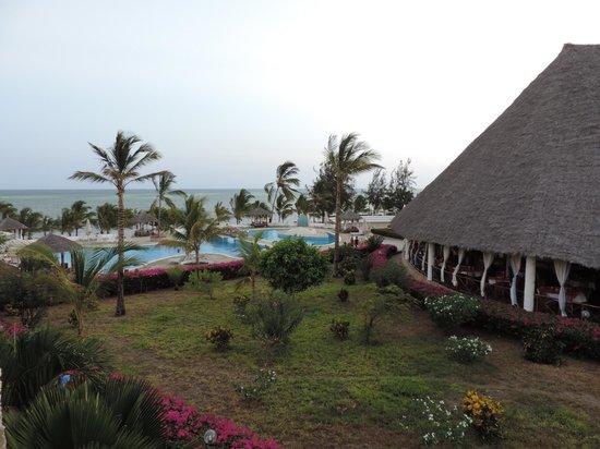 Clubviaggi Resort Twiga Beach & SPA : panorama dalla camera