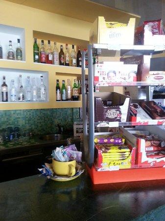 Ristorante Pizzeria Pirino: banco bar