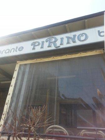 Ristorante Pizzeria Pirino: insegna ristorante