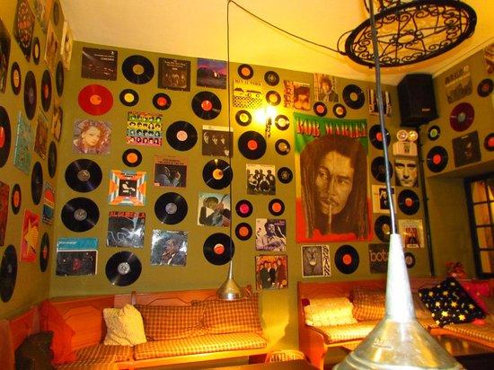 Cafe Bar de la Casa del Corregidor: Innenraum