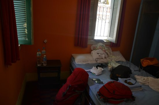 Arco Verde Hostel : Room (double private)