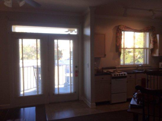 The Wilmingtonian: Oklahoma Suite front door