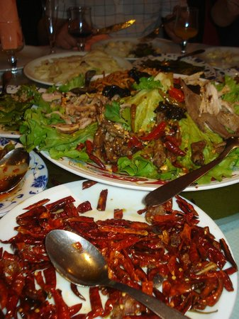 Restaurant Delices Sichuan