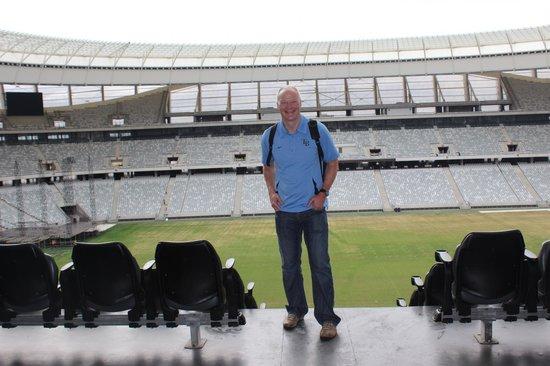 Cape Town Stadium (Green Point Stadium): Exec Box level
