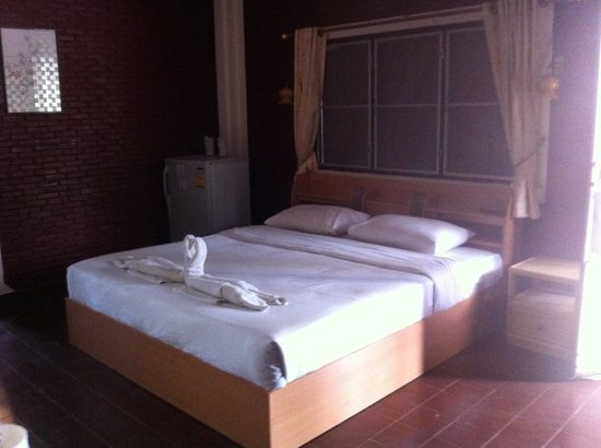 Khao Yai Garden Lodge : Chambre