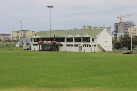 Cape Town Stadium (Green Point Stadium): Hamilton RFC