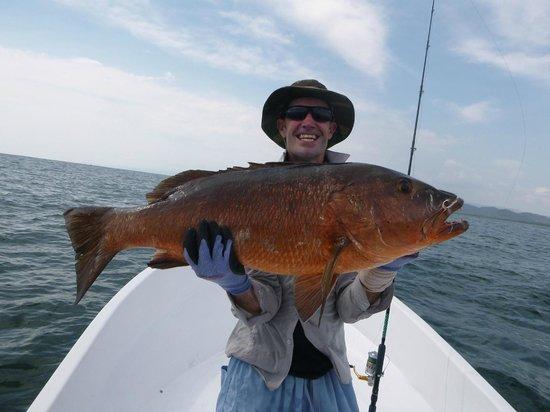 Samara Fishing Trip : Carpe rouge