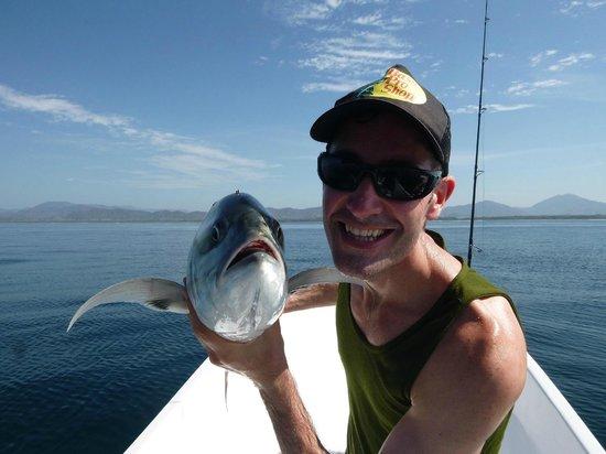 Samara Fishing Trip : Carangue