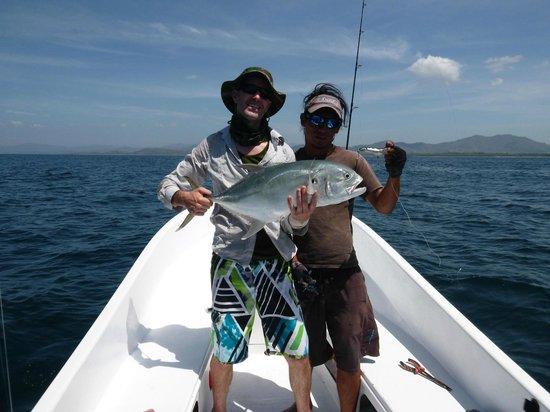 Samara Fishing Trip : Moi et Nan de Samara FishingTrip