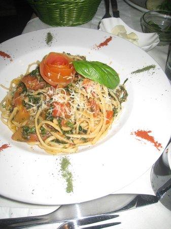 Embarcadero Mariscos Seafood: Pasta