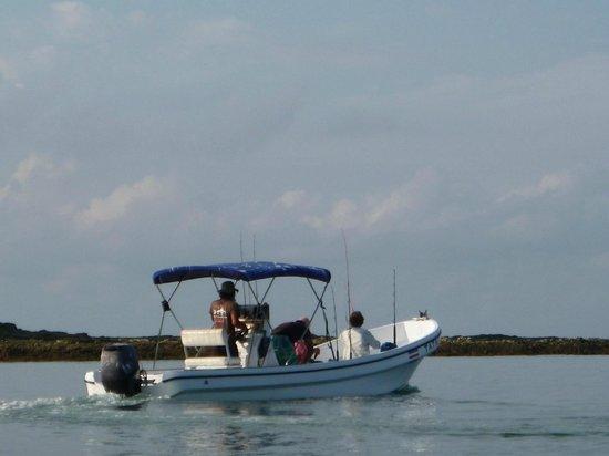 Bateau Samara Fishing Trip