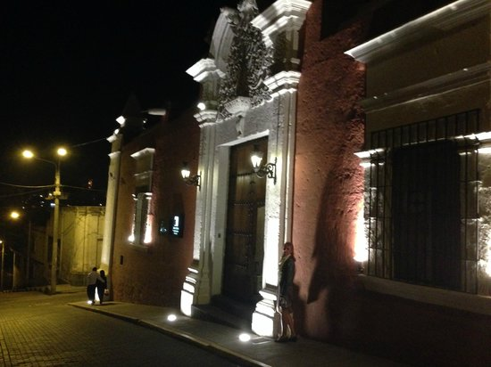 Casa Andina Premium Arequipa: Hotel de noche