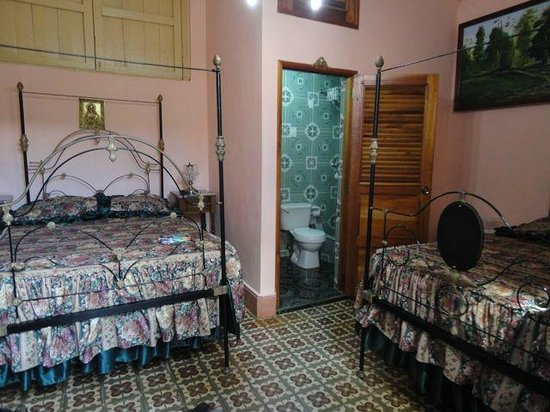 Villa Colonial Frank y Arelys: Unser Zimmer
