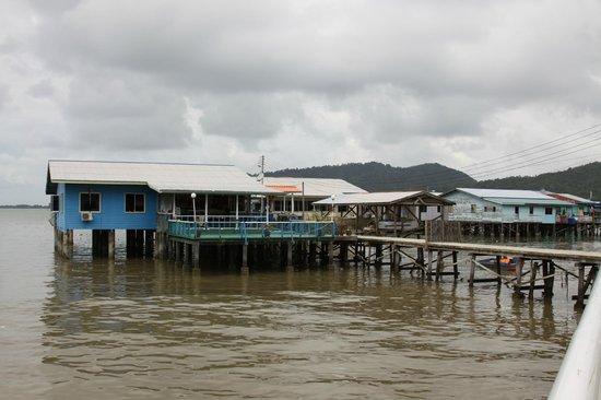 Fishermen's Village: sea village