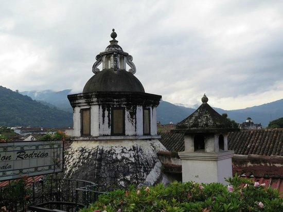 Hotel Posada de Don Rodrigo: View from roof deck