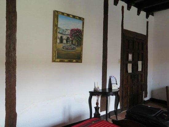 Hotel Posada de Don Rodrigo: View of room