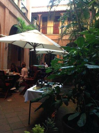 Boutique Hotel Palacio: Restaurant