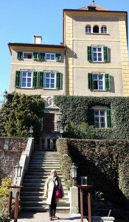 Schauenstein Schloss Hotel restaurant: The Schloss