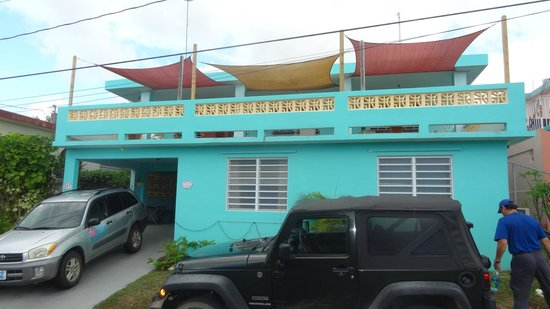 Front of Casa de Kathy