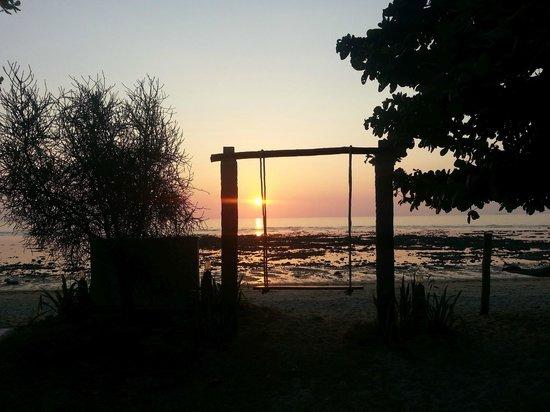Fisherman's Cottage : Sonnenuntergang bei FMCK