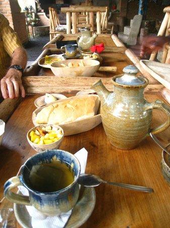 Hotel Paradis Malahide: breakfast, superbe !