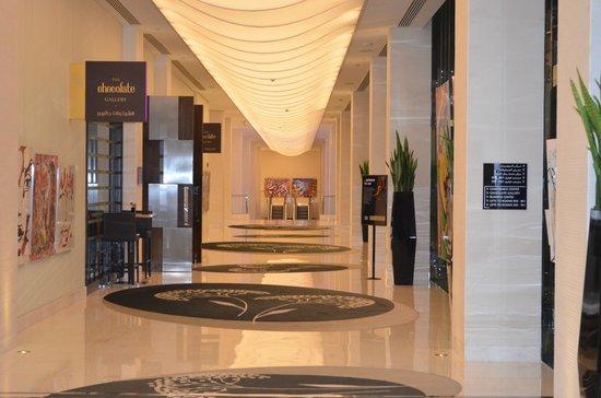 Fairmont Bab Al Bahr: В сторону конференц-зала