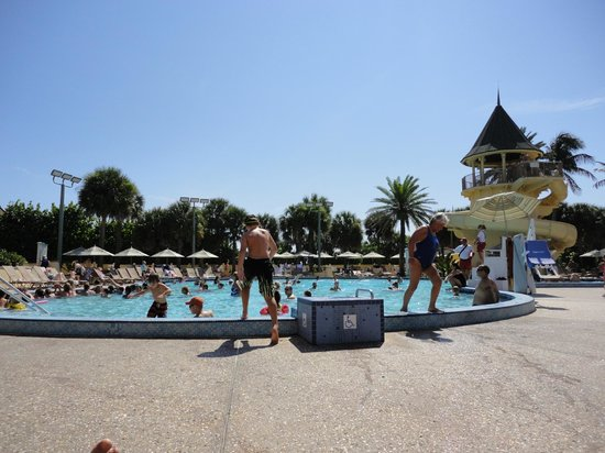 Disney's Vero Beach Resort : Pool