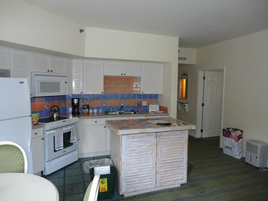 Disney's Vero Beach Resort : Kitchen