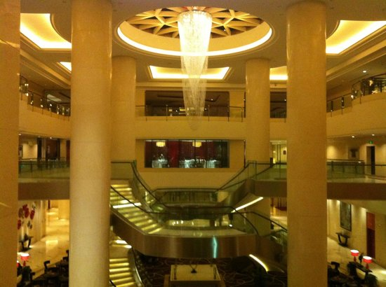 Howard Johnson Garden Plaza Yixing: hotel lobby