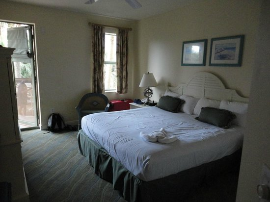 Disney's Vero Beach Resort : Main Bedroom