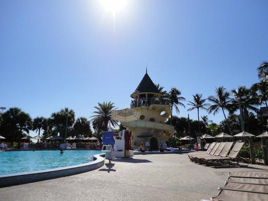 Disney's Vero Beach Resort: pool