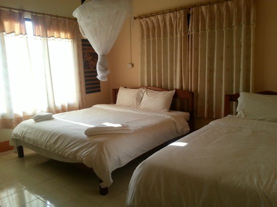 Jammee Guest House: Room