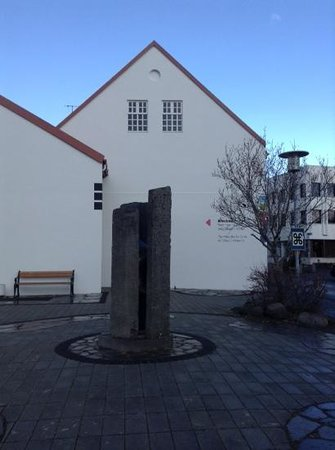 The Hafnarfjordur Centre of Culture and Fine Art